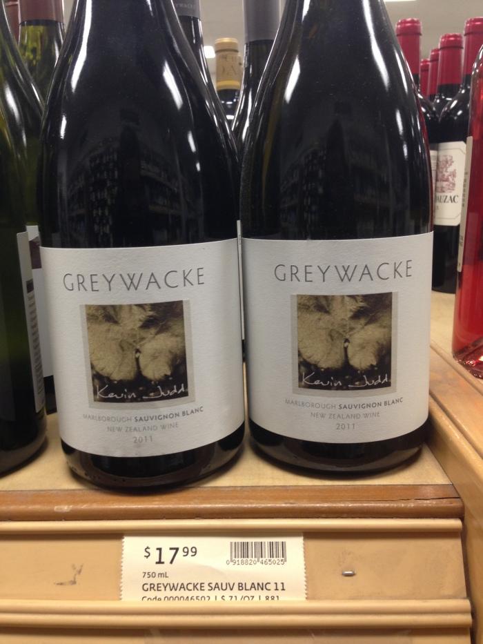 greywacke!